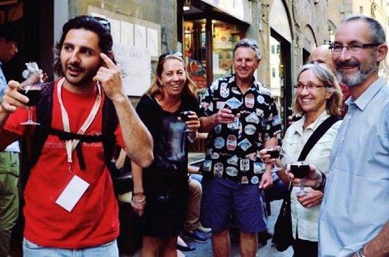 フィレンツェのアペリティーボ(食前酒)ツアー
