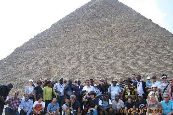 En dags tur: Giza-pyramidene, Sphinx...