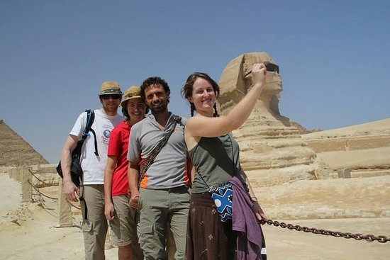 Private Full Day Tour: Giza Pyramids...