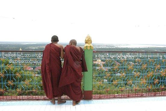 Excursión de un día a Ava, Sagaing y...