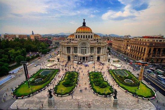 Excursão privada: Cidade do México...
