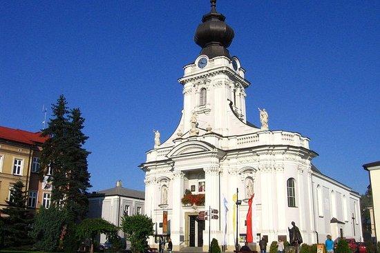 Percorso Giovanni Paolo II da Cracovia