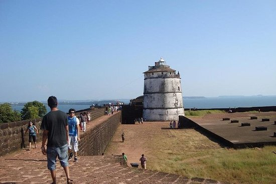 Old Goa Fort Aguada, Reis Magos, and...