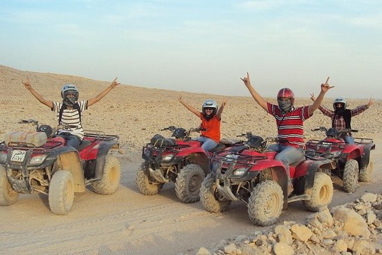 Tour en quad desde Hurghada