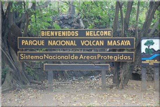 马那瓜马萨亚火山半日游