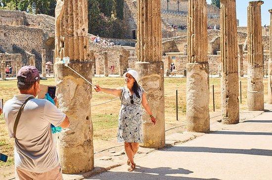 Privétour: Pompeii, Amalfi en Ravello ...