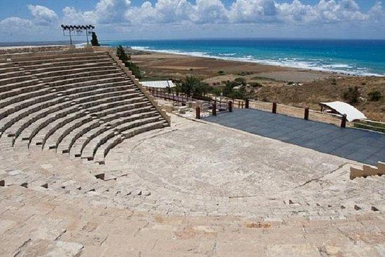 Gita di un giorno: Limassol e Kourion