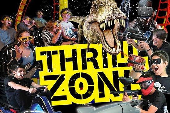 Thrillzone Multi-Activity Passes in...