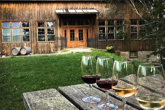 Excursión vinícola de un día completo...
