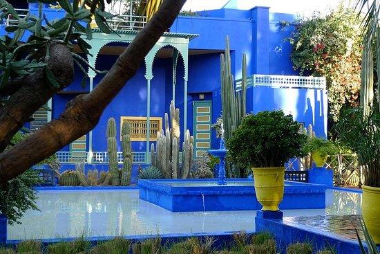 Marrakech City Highlights Halvdagstur