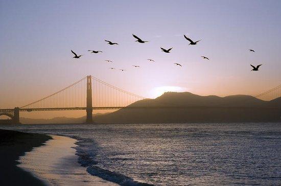 Tour bei Sonnenuntergang Alcatraz und...