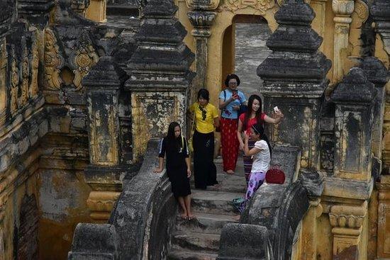 Ava, Sagaing, Amarapura and Mingun...