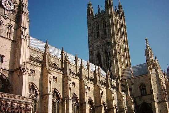 Canterbury Private Day Tour med...