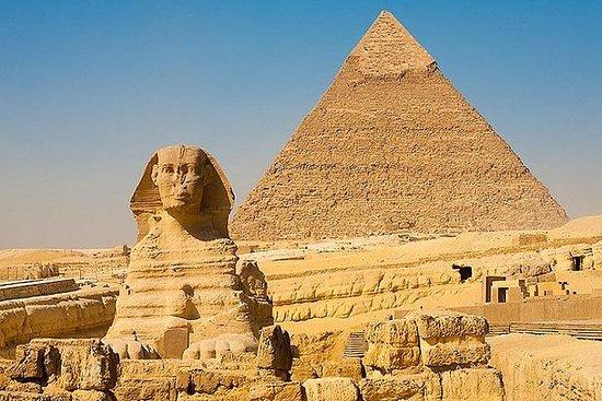 Privat dagstur til Giza-pyramidene...