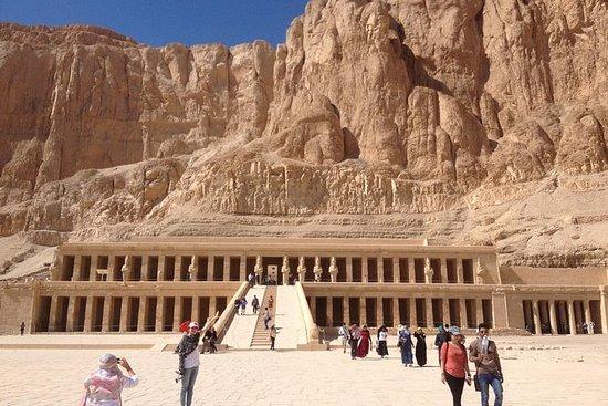 Luxor Day Tour Fra Kairo med fly