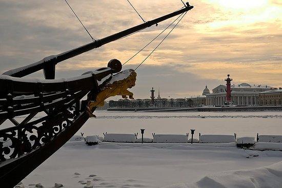 St Petersburg julturné