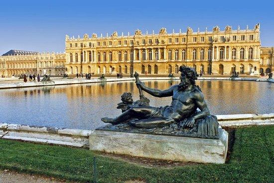 Palácio de Versalhes e Giverny 9 horas...