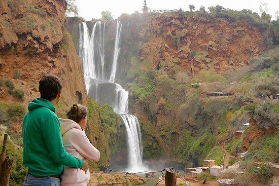 Tour privé des cascades d'Ouzoud au...