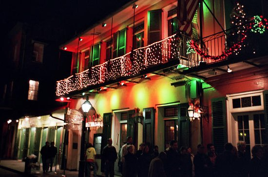 Christmas NOLA Style Five in One...