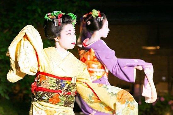 Ryotei Kawabun Cultural Night Geisha...