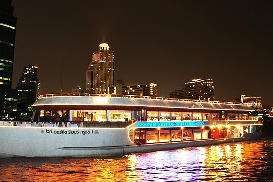 White Orchid Dinner Cruise from...