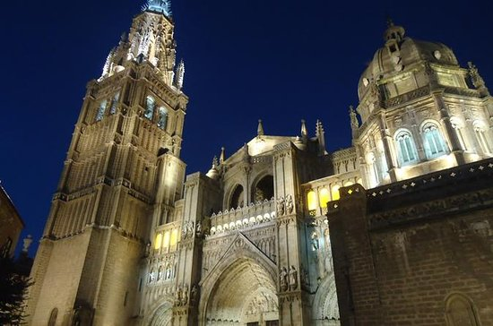 Toledo Night Tour: Lights &amp