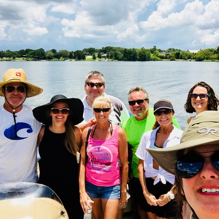 The Living Water Boat Cruises: The Living Water Pontoon Boat Cruises