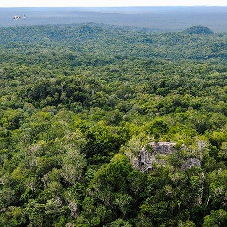 Peten, Guatemala: Parque Nacional El Mirador
