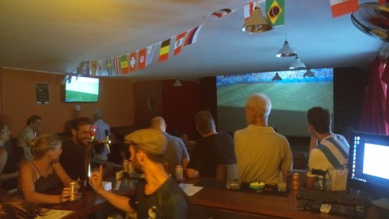 During the world cup 2018