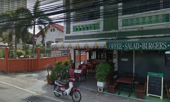 Sombat: Вид с улицы