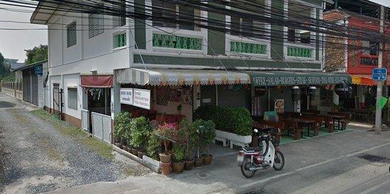 Sombat: Вид с фасада
