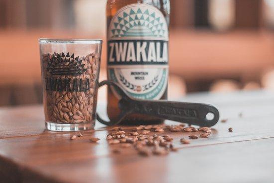 Zwakala Brewery: Silver award winning Weiss