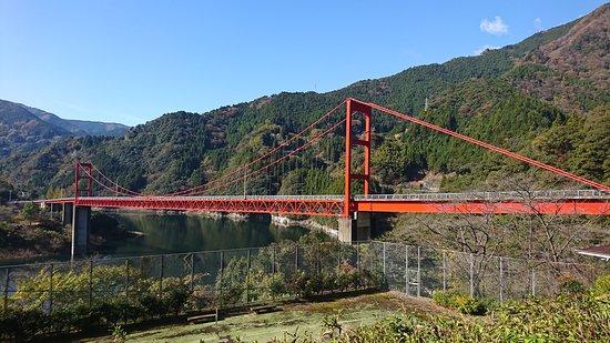 Owatari Dam Bridge