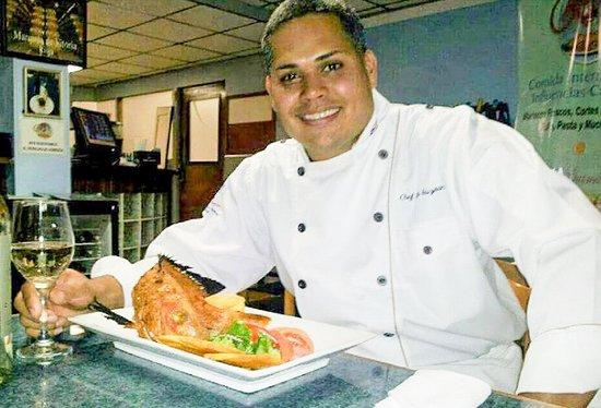 Gastro-Tour w/ Chef Luis Guzmán aMare Restaurant