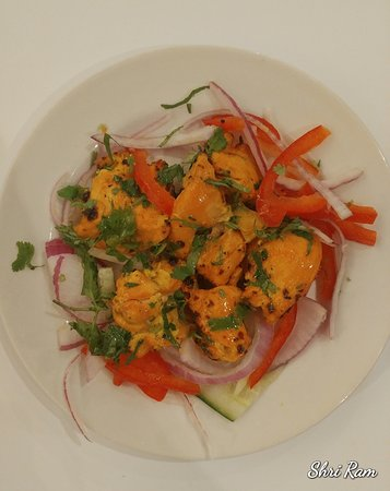 Express Indien: Chicken Tikka