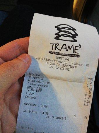 Trame - Original Venetian Sandwiches Φωτογραφία