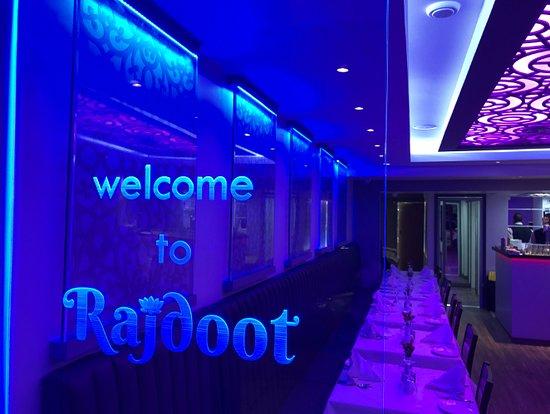 The Rajdoot - Best Indian Restaurant & Takeaway in Hampstead