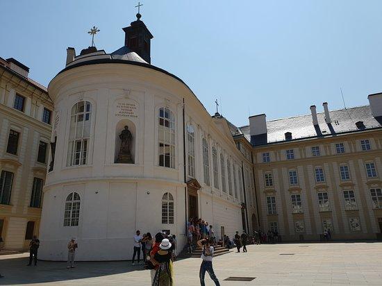 Kaple svatého Kříže