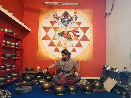 Sound Healing Nepal: :-)