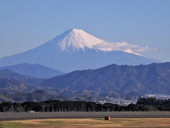 Mt.Fuji Shizuoka Airport Terminal Bldg Observation Deck