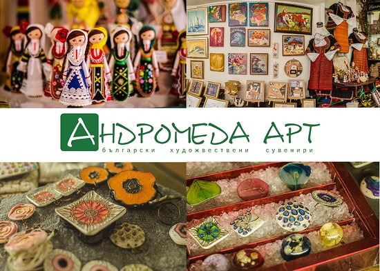 Andromeda Art