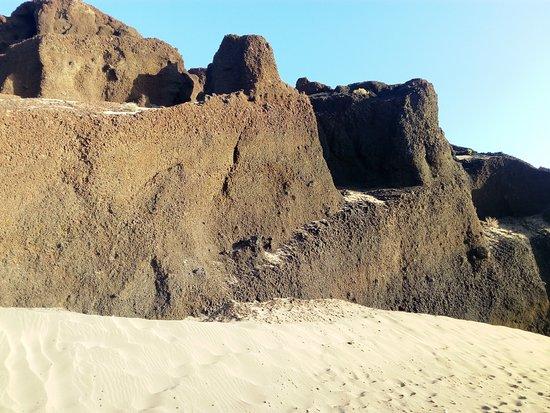 La tejita naturist beach