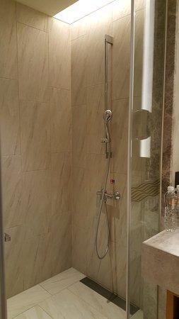 Golden Lake Hotel: 乾濕分離