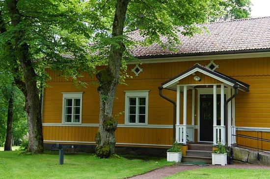 Masko, Finnland: Kahvila