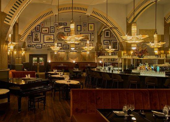 Café Americain - Picture of Hard Rock Hotel Amsterdam American, Amsterdam - Tripadvisor