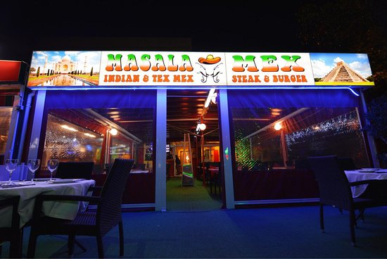 Masala Mex Restaurant