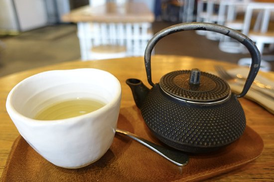 Haven Specialty Coffee: Milky oolong