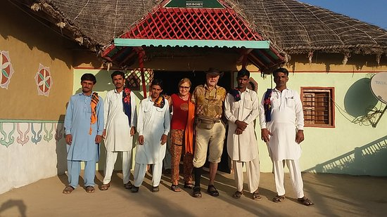 Amazing Rajasthan Tours: Guest From Denmark at