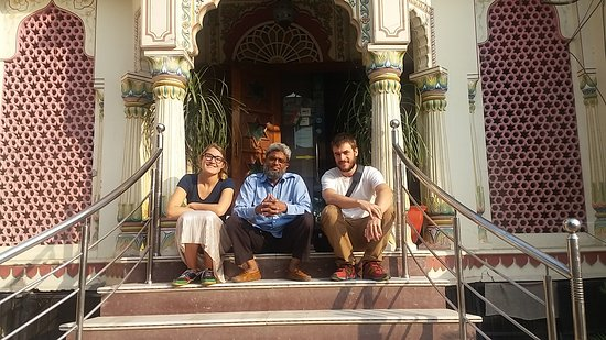 Amazing Rajasthan Tours: Guest From France in Jaipur