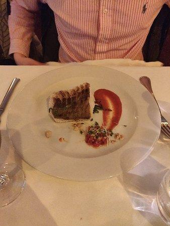 Fantastic restaurant in Dublin city